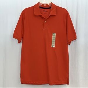 St. John's Bay Outfitters Men's Heritage Polo SM